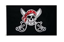 Pirate flag LARGE 3x5 Jolly Roger Crossbones Playground cubby house CHOOSE