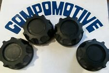 Compomotive Wheel Centre Caps 60mm Diameter . NEW X4