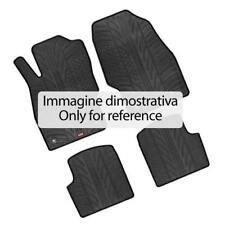 Smart Fortwo dal 2014 in poi - Kit tappeti su misura in gomma - Lampa 24401