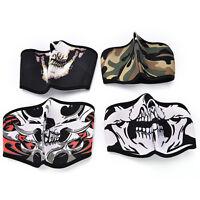 Balaclavas Neoprene Winter Neck Warm Face Mask Veil Sport Motorcycle Ski Bike SK