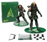Green Arrow One:12 Collective 1:12 Figure DC Comics Mezco  20