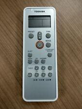 Toshiba Aria Condizionata Infra Rosso controller remoto a mano Held WH-L11SE