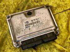 VW Golf IV / 4 Motor Steuergerät Motorsteuergerät 038906012M Original BOSCH
