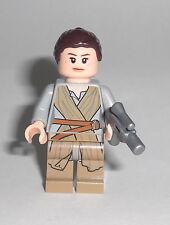 LEGO Star Wars - Rey - Figur Minifig Millenium Falcon Falke TFA EP7 75105 75099