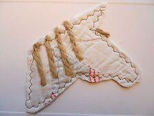 Zuni Bear Fetish Charm Detachable Handmade Blank Greeting Card