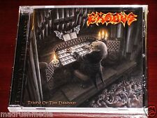 Exodus: Tempo Of The Damned CD 2004 Nuclear Blast USA Records NB 1218-2 NEW
