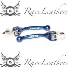 Rfx Azul Flexible MOTO TRIAL PALANCAS PARA Montesa Gasgas Beta SCORPA (NO SHERCO