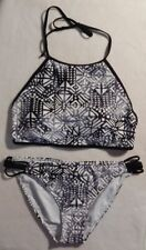 NEW Arizona Mix & Match Swimsuit Set Top & Bottom Black Size: XL NWT MSRP: $64