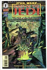 Star Wars: Tales of the Jedi - The Fall of the Sith Empire #1 (Jun 1997, Dark VF