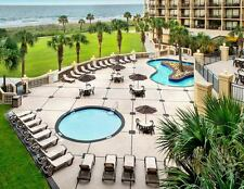 MYRTLE BEACH SC OCEANFRONT RESORT~3 NITES~LAZY RIVERS~$100 VISA ~ADD'L NITES
