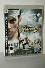 SEGA VIRTUA FIGHTER 5 GIOCO USATO OTTIMO SONY PS3 EDIZIONE INGLESE PAL DF1 47263