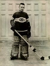 GEORGES VEZINA 8X10 PHOTO MONTREAL CANADIENS PICTURE HOCKEY NHL