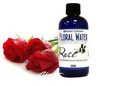 Ancient Wisdom Rose Floral Water Natural Skin Toner With Spray Top 100ml