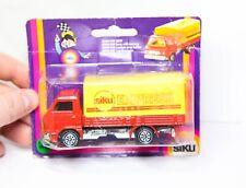 SIKU No 1625 Man Siku Express - Mint On Card Unopened
