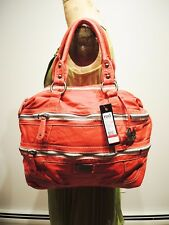 Red by Marc Ecko Faux Leather Double handle/crossbody Handbag was $129.00
