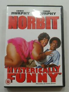 Norbit (2007) DVD PAL Region 2 Used - Fast Free Delivery