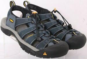 Keen Newport H2 Waterproof Bungee Strap Fisherman Sandal Shoes Men's US 11.5