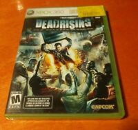Dead Rising Microsoft Xbox 360 Capcom
