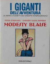MODESTI BLAISE n.1 - Giganti dell'Avventura  n.44 - Eura