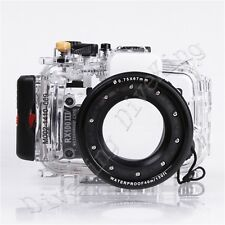 Meikon Underwater Waterproof Camera Diving Housing Case For Sony RX100 III 3