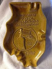 MWTCA by Royal Haeger Ashtray EXCELLENT