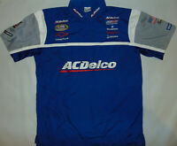 Kevin Harvick AC DELCO Nascar Pit Crew Jersey TEAM ISSUED Racing Large L NEW ***