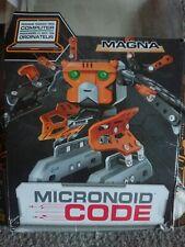 Meccano Micronoid Code Magna Robot kit - stem learning