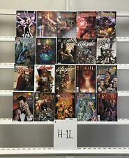 Meridian El Cazador Crux Ruse Crossgen 20 Lot Comic Book Comics Set Run