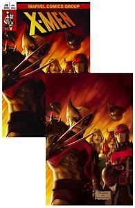 X-Men #16 Miguel Mercado Knullified Variant SET Wolverine Knull Pre-Order