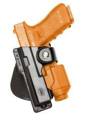 Tactical Left Roto Fobus Holster Ruger SR9 SR45 American .45cal Light Laser New