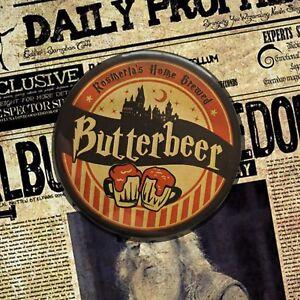 Harry Potter Pin Button Badge - Butterbeer - Fantastic Beasts Grindelwald