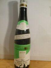 Vin Blanc 50 Cl D'allemagne 1988 Riesling Auslese (Grains Sélectionnés)