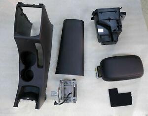 [HYUNDAI] OEM Center Console Armrest Box 6Pcs Black 2011-2016 Accent Verna Solar