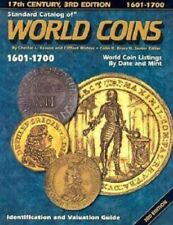 Standard Catalog of World Coins - 17th Century, 3rd Edition 1601 - 1700