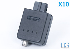 Official Nintendo RF Modulator Adaptor For N64 / Gamecube x10