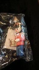 Vintage Hallmark Solider Christmas Pin Signed Free Shipping