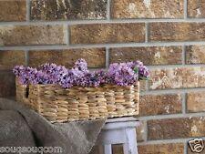 Camden Original Brick Red Bricks Porcelain Anti Slip Wall Floor Tiles 6 x 25cm