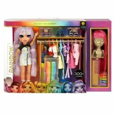Fashion Studio   Rainbow Surprise High   Mit Avery Styles Puppe   MGA