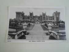 WINDSOR CASTLE, East Terrace (WNS 34) Vintage Raphael Tuck RPPC  §B3428