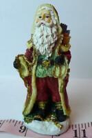Saint Nicholas Santa Claus Czechoslovakia 1996 Vintage
