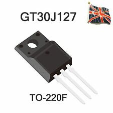 GT30J127 Toshiba IGBT 30J127 600 V 200 A Pour TV TO220F TO-220 SIS UK Stock