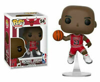 Funko Pop Basketball : Chicago Bulls : Michael Jordan #54 Vinyl w/Case