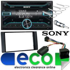 05-12 Facelift Sony CDX-G1200U Ford Fusion CD MP3 Usb Aux iPhone Estéreo De Coche Kit
