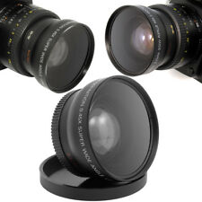0.45x Super Wide Angle Lens 52mm for Nikon D5100 D3200 D3100 D3000 D90 D80 LF36