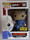 FUNKO POP * FRIDAY THE 13TH JASON VOORHEES * #361 * HOT TOPIC LIMITED EXCLUSIVE