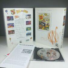 Sam and Max Hit the Road - LucasArts 1993 (CD) - Big Box PC CD-ROM - VGC