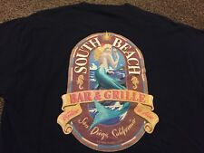 Rare South Beach Bar and Grill Ocean Beach San Diego Shirt Surf