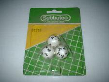 Subbuteo Diadora Samba Footballs 61215 * Brand New Un-Opened Packaging *