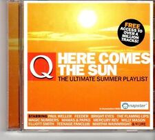 (FD611) Q Here Comes The Sun: The Ultimate Summer Playlist - Q Magazine CD