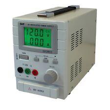 Labornetzgerät 0-120V 1A 120W Netzgerät Trafo Labornetzteil Netzteil regelbar
